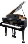 YAMAHA グランドピアノ A1AE(サイレント付)