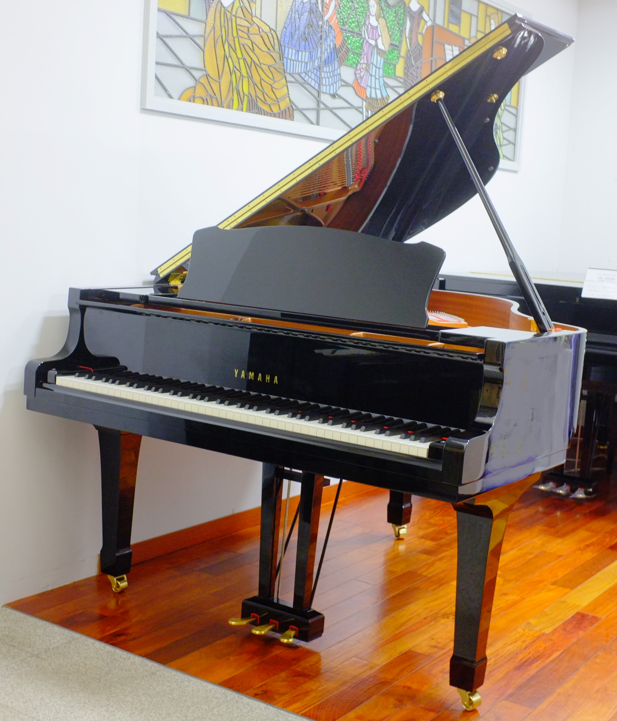 YAMAHA グランドピアノ C2
