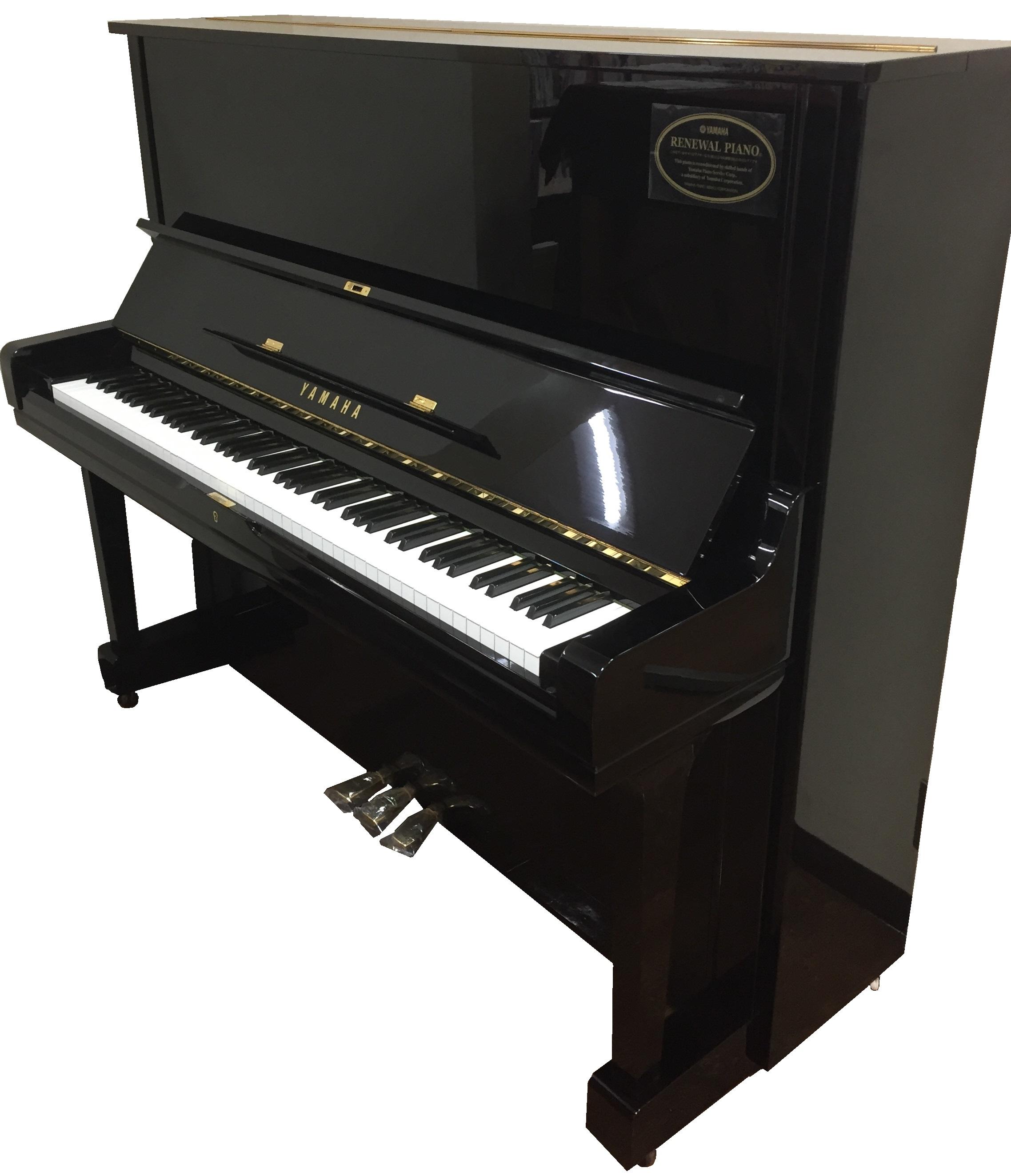 YAMAHA  リニューアルピアノ U3A