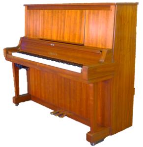 YAMAHA アップライトピアノ W102