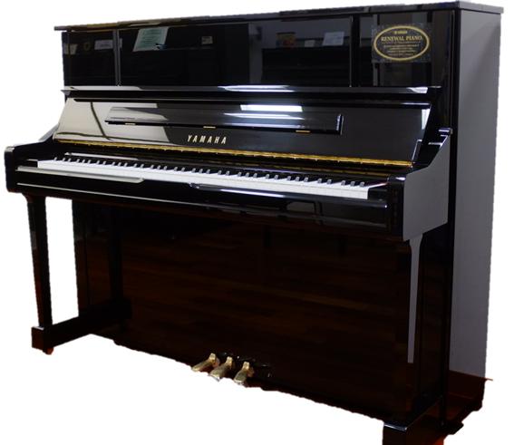 YAMAHA リニューアルピアノ YU10